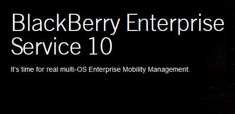 Blackberry-Enterprise-Service