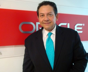 Enrique Godoy, director sénior de Servicios Financieros de Oracle