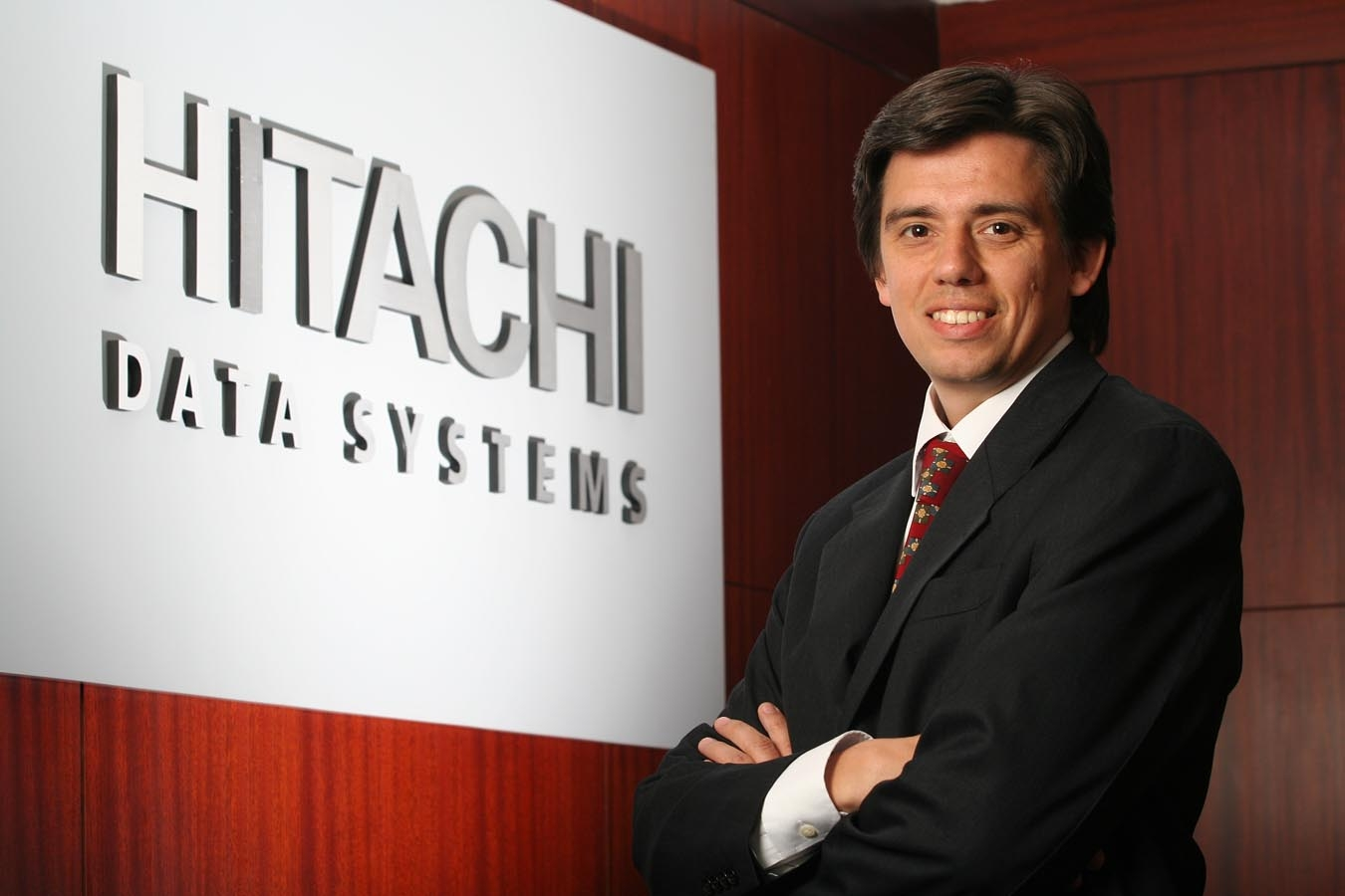 Alejo López Crozet, Director General de Hitachi Data Systems México.