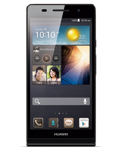 Huawei Ascend P6-Photography(BLACK)-front-20130603