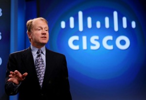 CEO de Cisco recibe aumento.