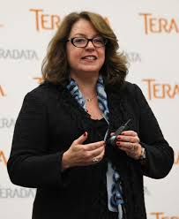 Lisa Arthur, Directora de Marketing de Teradata.