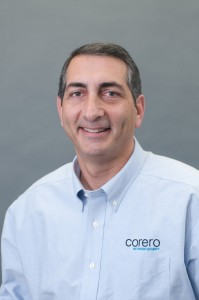 Marty Meyer, CEO Corero Network Security