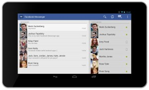 Facebook retira su Messenger de las PC.