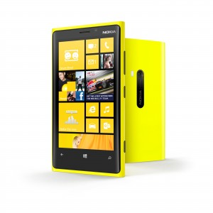Nokia Lumia 920 y 620 con Windows Phone
