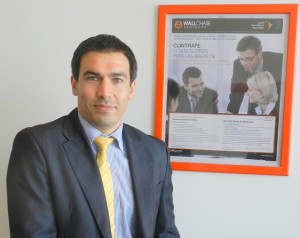 Gonzalo Pando, Division Manager en  Wall Chase Partners.