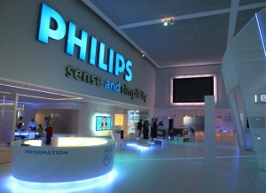 Los Smart TVs de Phillips en problemas.