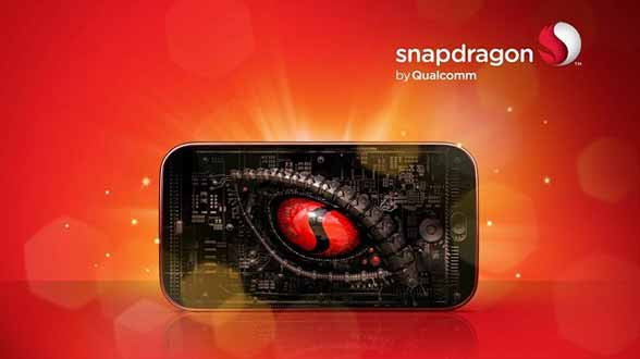 Snapdragon 210 ofrecerá 3G/4G LTE multimodo integrado.