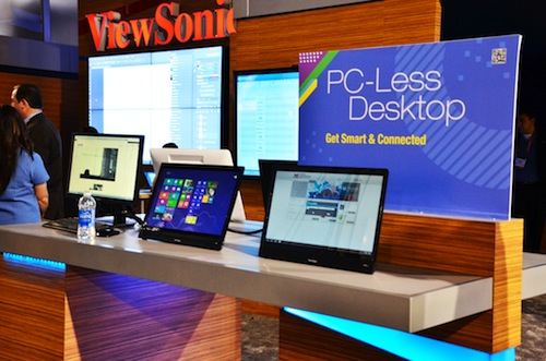 Smart Displays_ ViewSonic en CES