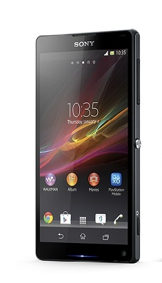 Xperia ZL group black psm