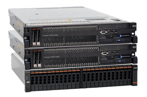 IBM Storwize V7000 Unified