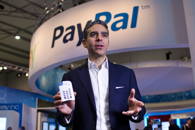 Facebook agregó a su red de amigos a David Marcus, actual presidente de PayPal.