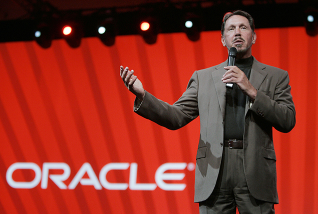 Oracle, Larry Ellison