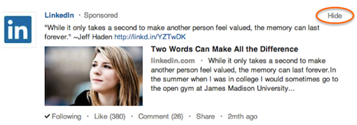linkedin-sponsored-updates