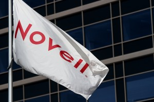 Novell Dynamic File Services