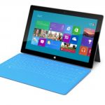 Microsoft develó SURFACE su nueva tableta con Windows 8