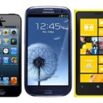 iPhone 5 vs. Galaxy S III, Lumia 920 y Droid RAZR HD…¿Quién gana?