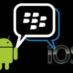 BlackBerry Messenger llegará este fin de semana a Android y iPhone