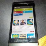 BlackBerry desmiente que Google Play llegue a sus smartphones