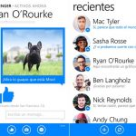 Facebook Messenger llega en un buen momento a Windows Phone