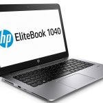 La HP Elitebook Folio 1040 G1 con Snazzy Trackpad