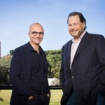 Microsoft y Salesforce.com establecen alianza global en cloud computing