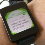 Whatsapp quiere el mercado wearable