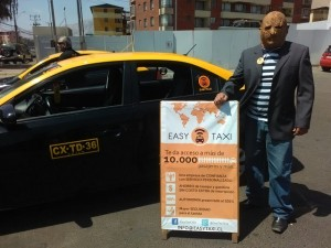 Easy Taxi Iquique