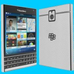 Blackberry da a conocer modelo Passport Silver