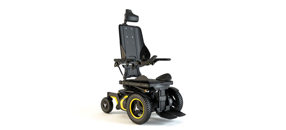 Connected Wheelchair