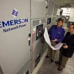 Emerson vende Network Power