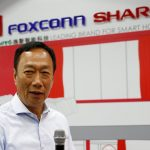 Foxconn suma a Amazon y Apple en compra de Toshiba