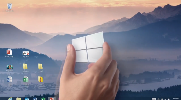 Microsoft lanza Windows 9 para unificar de todos los dispositivos.
