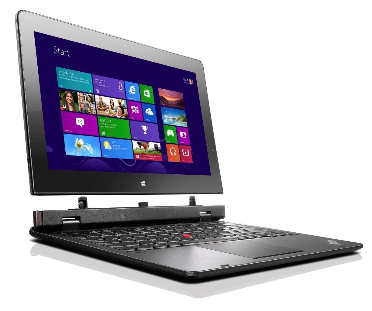 Lenovo ThinkPad Helix PowerBase KBD_Hero_01_Win8